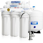 APEC Water Systems RO-90 Ultimate Reverse Osmosis System