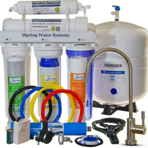ispring rcc7 certified under sink review - Water Filter