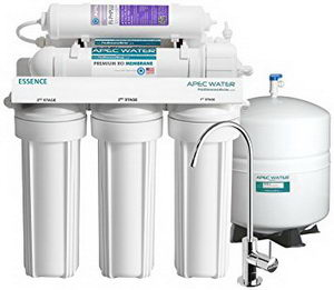 APEC ROES-PH75 Alkaline pH+ Reverse Osmosis Review