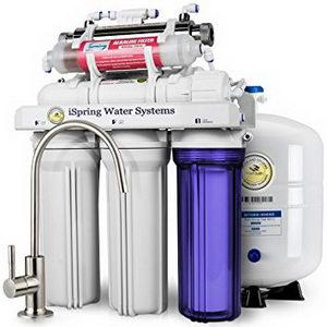 iSpring RCC7AK-UV Reverse Osmosis Review