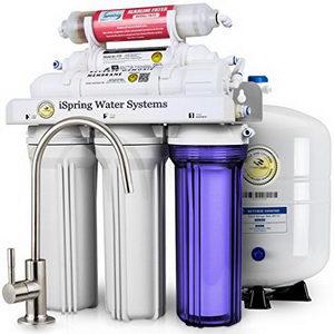 iSpring RCC7AK Reverse Osmosis Review
