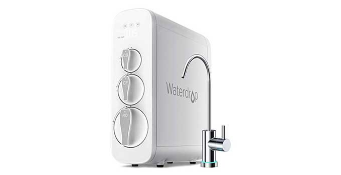 Waterdrop Reverse Osmosis System Review