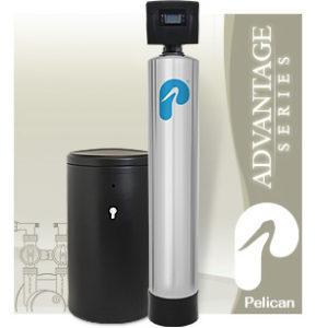 Pelican Advantage Series Salt Water Softener