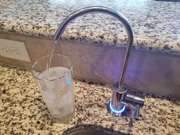 reverse osmosis faucet