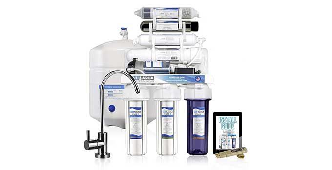 NU Aqua Systems Reverse Osmosis Reviews