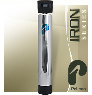 Pentair-Pelican Iron Filter for Well Water