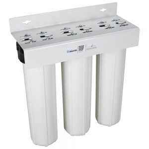 Home Master Whole House 3 Stage Water Filter