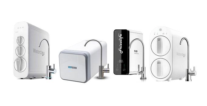 The best tankless reverse osmosis systems