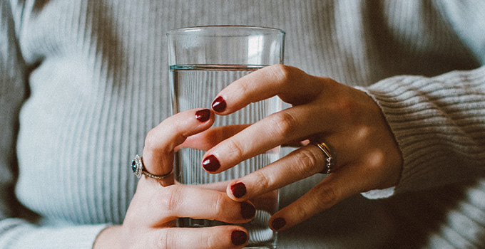 Can I drink distilled water?