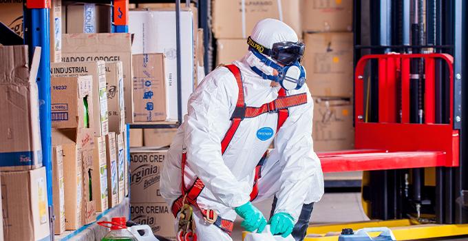 hexavalent chromium is highly toxic