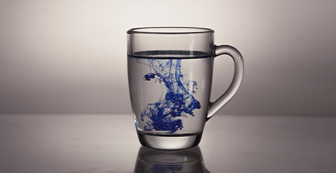 What is the normal TDS in water?